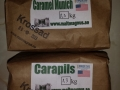 Caramel Munich & Carapils malt