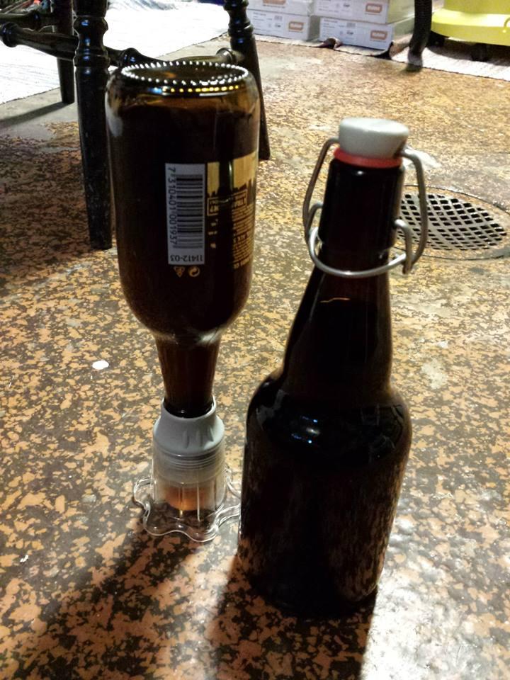 Två flasktyper