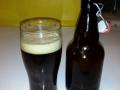 Upptappad öl